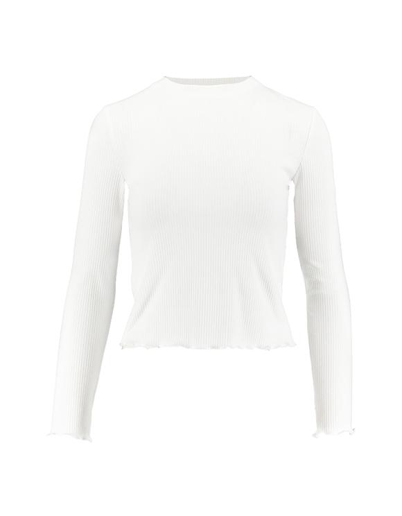 Biały top