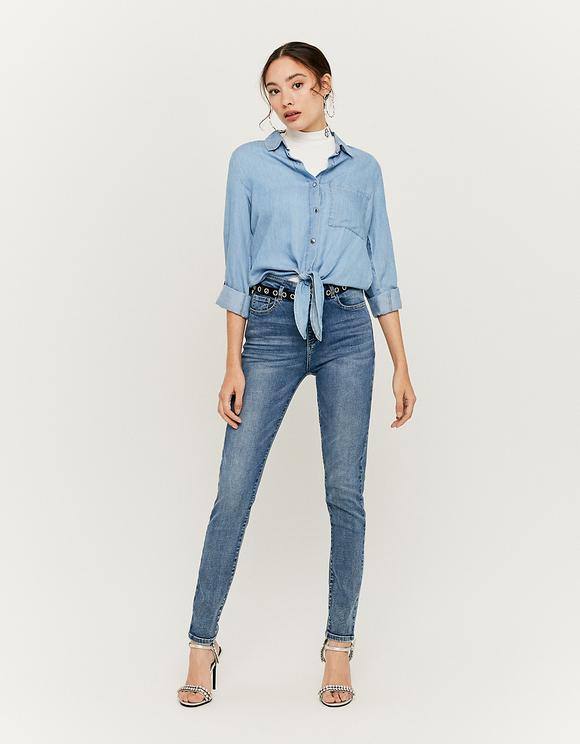 Blue Knot Shirt