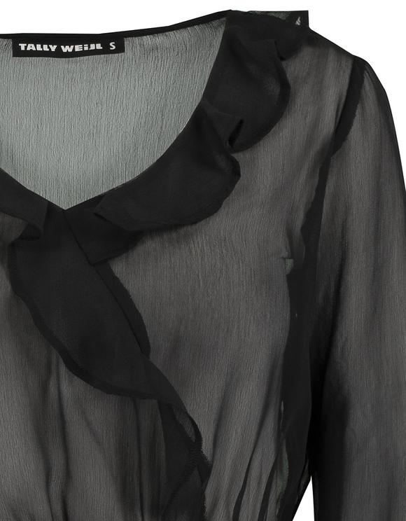 Czarna bluzka