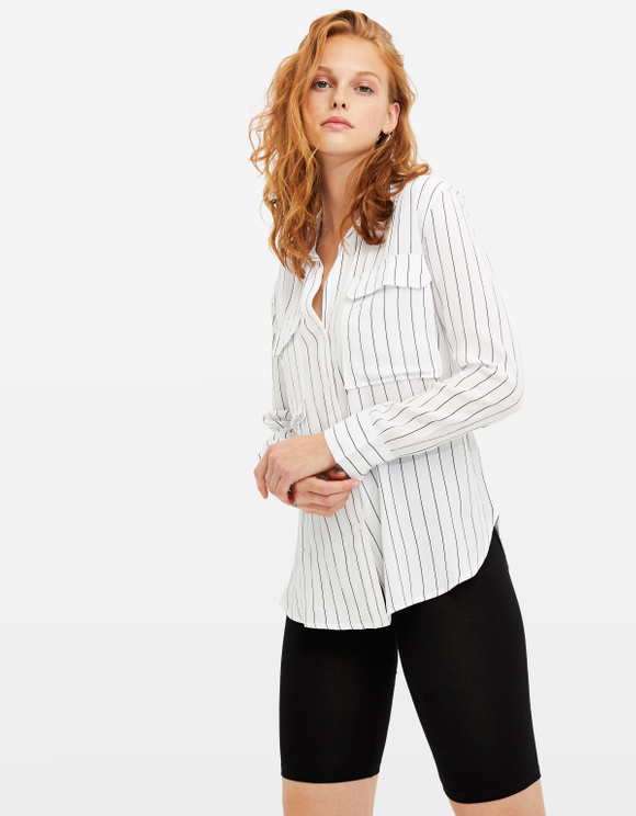 Striped Large Shirt