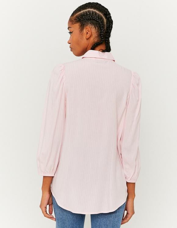 Gestreiftes Basic Hemd