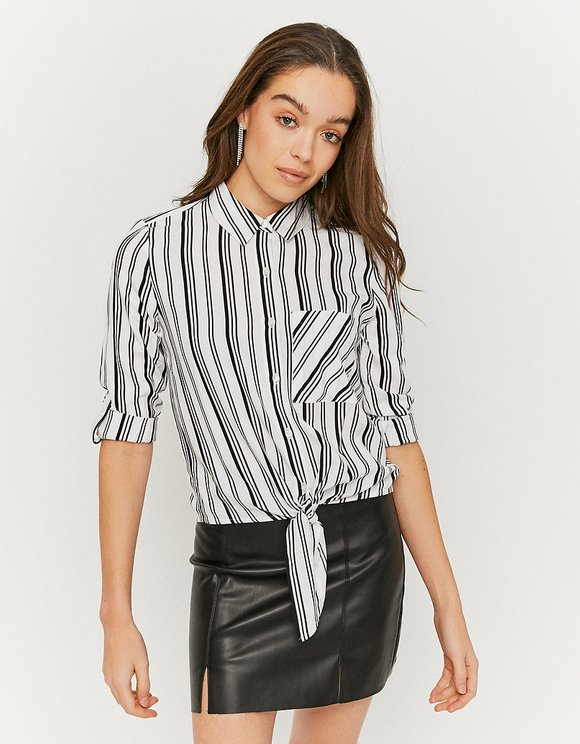 Striped Knot Shirt