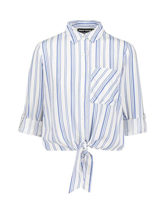Striped Knot Shirt