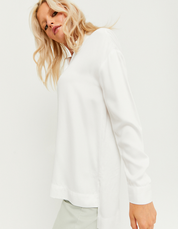 Buttoned Long Sleeves Shirt