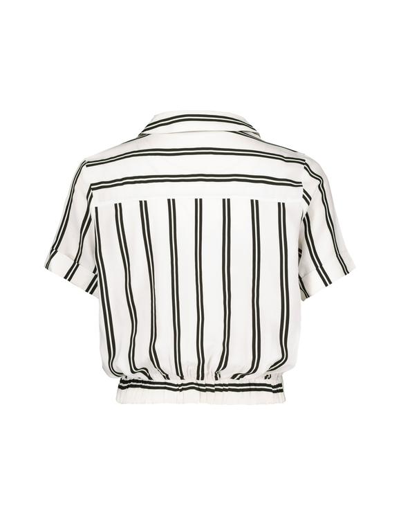 Chemise Courte à Boutons