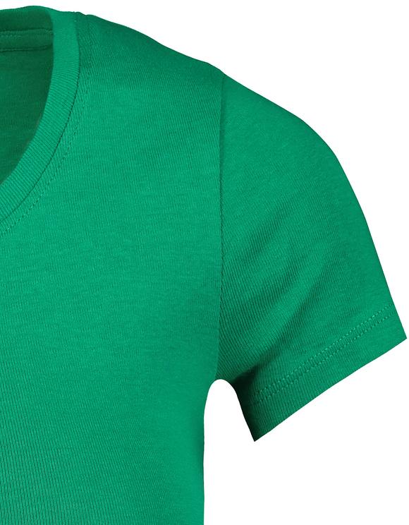 Grünes Basic Top