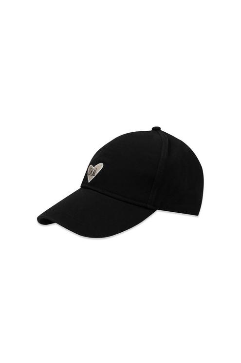Black Heart Cap