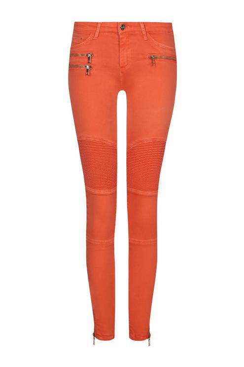 Pantalon Skinny Orange Biker