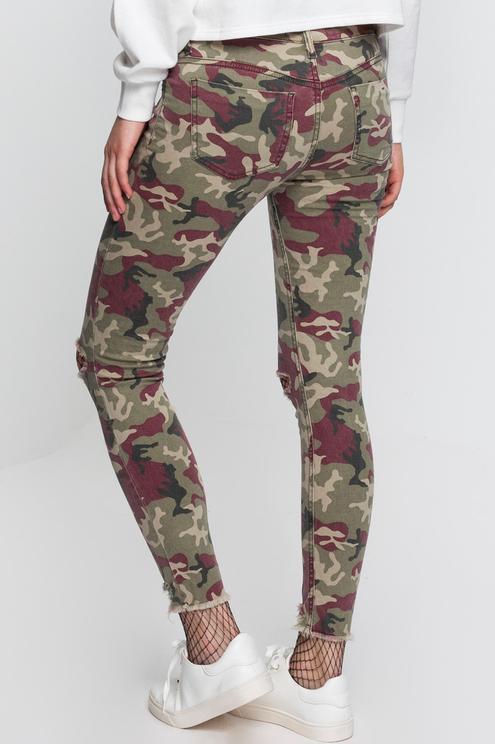 Camo Trousers
