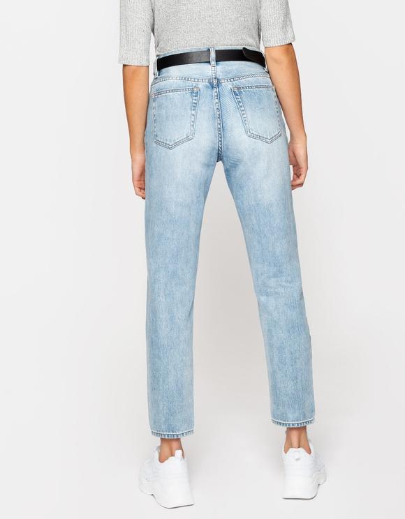 Vintage High-Waist Jeans