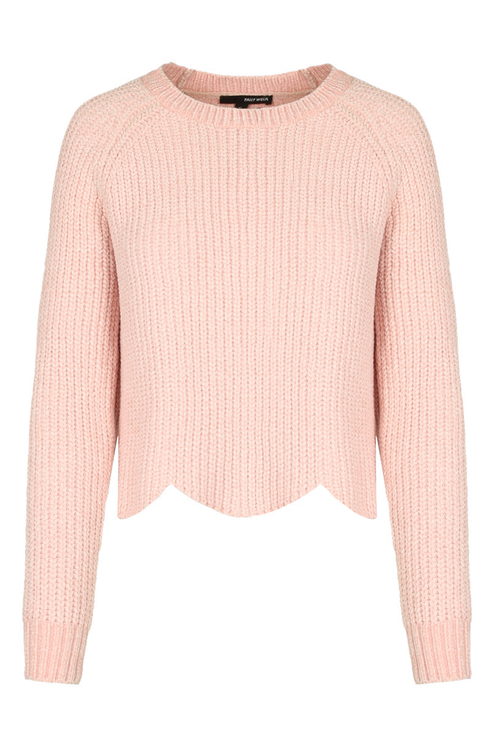 Pinker Pullover