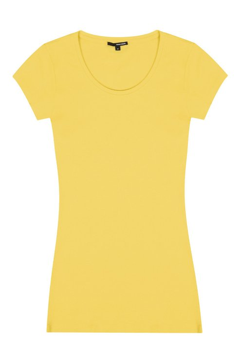 Yellow Basic Top