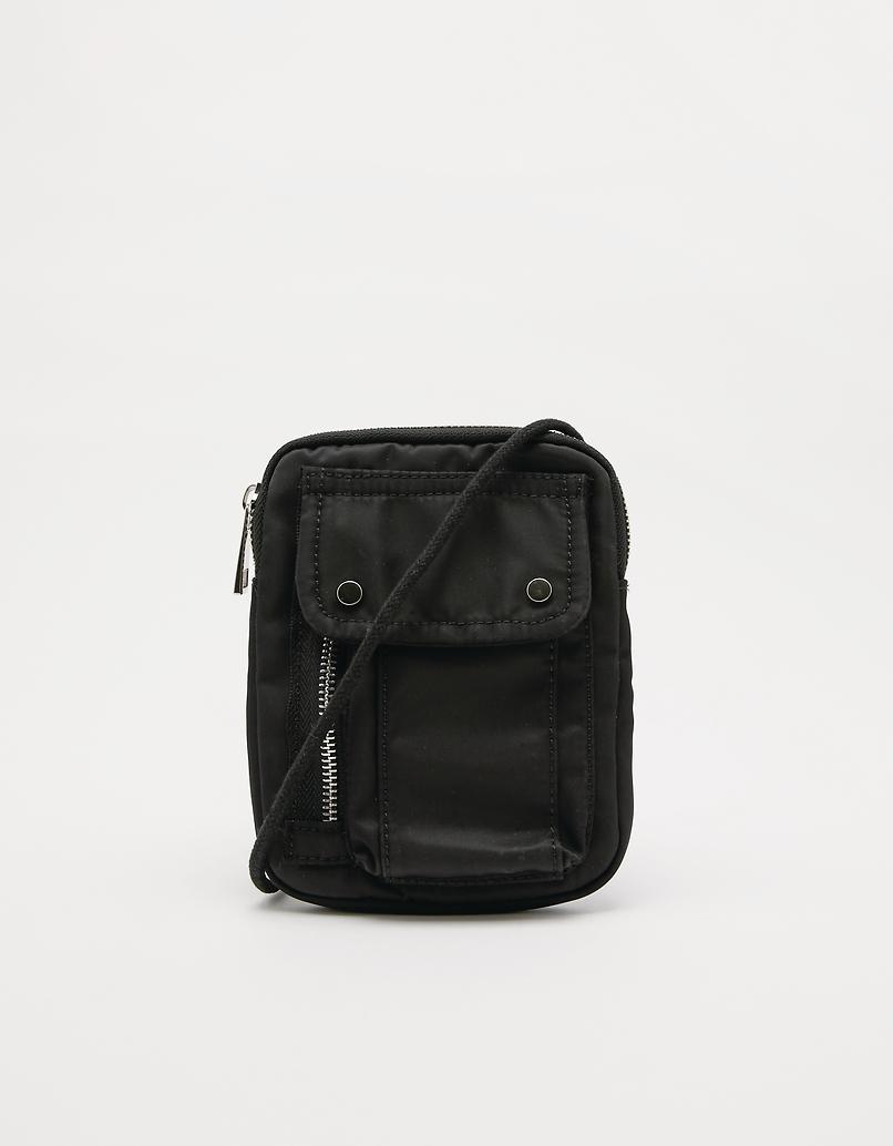 Nylonowa przewiązywana torebka