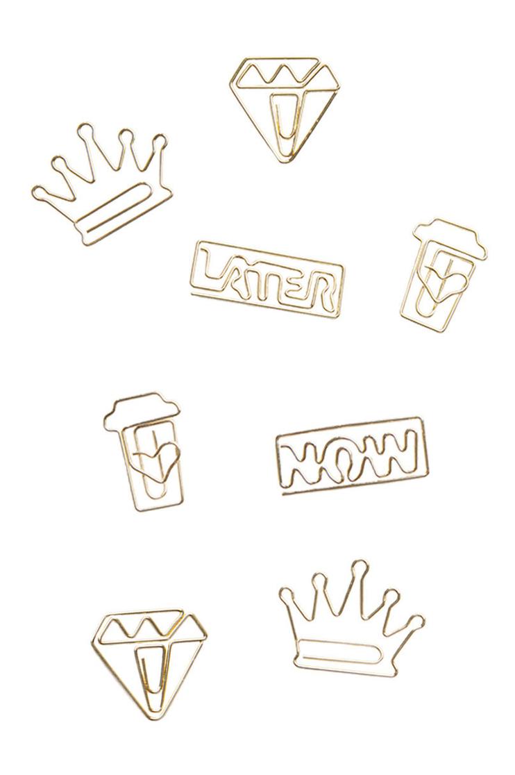 Spinacze do papieru
