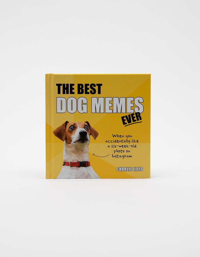 The Best Dog Memes Ever Book By Charlie Ellis