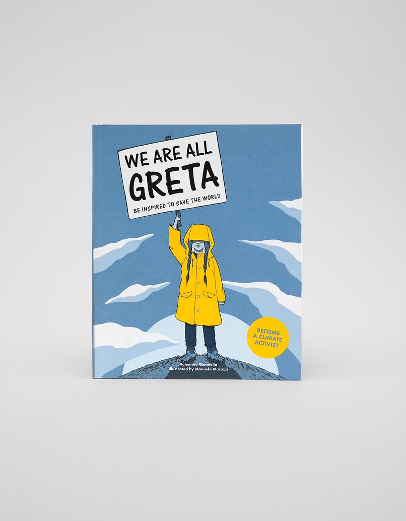 Książka We are all Greta - Valentina Giannella