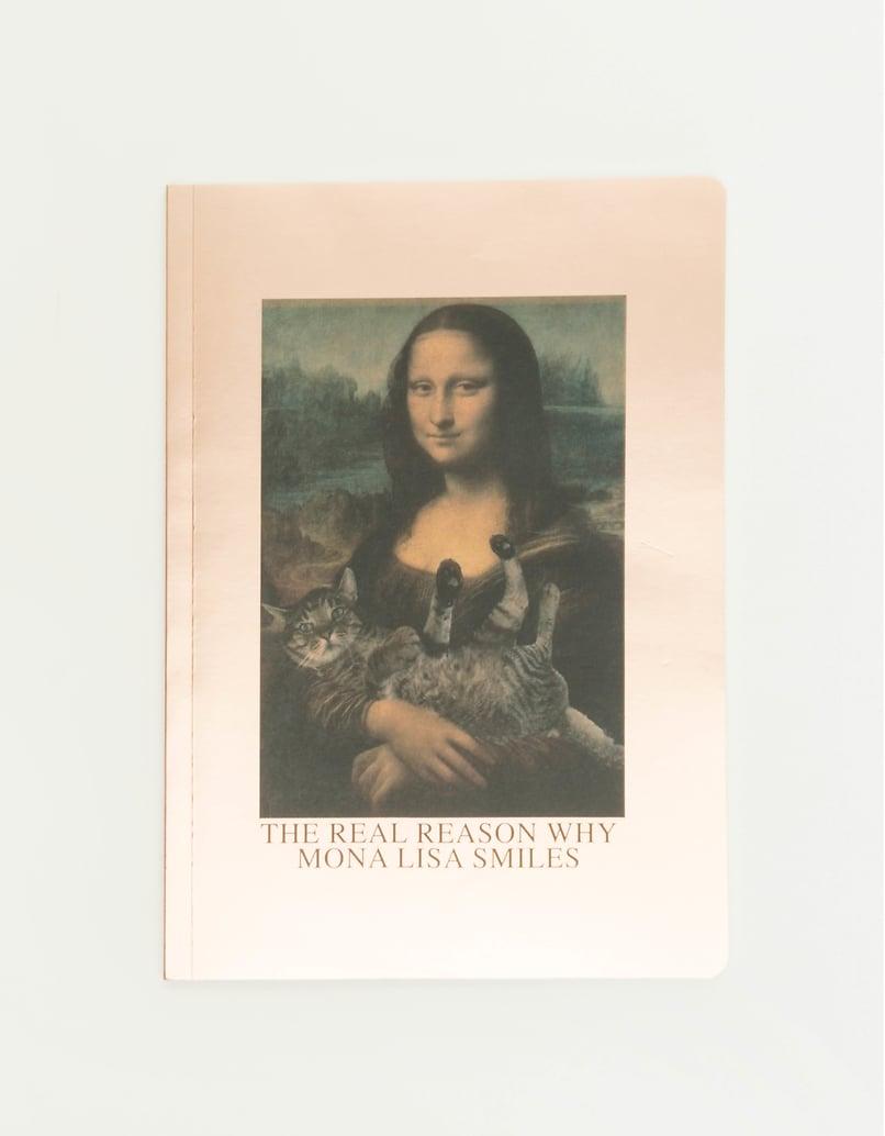 """Mona Lisa"" Notebook"