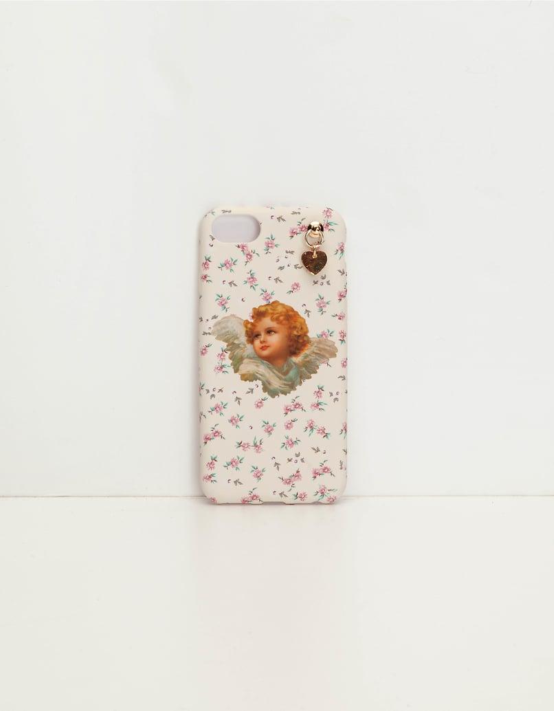 Coque iPhone Ange