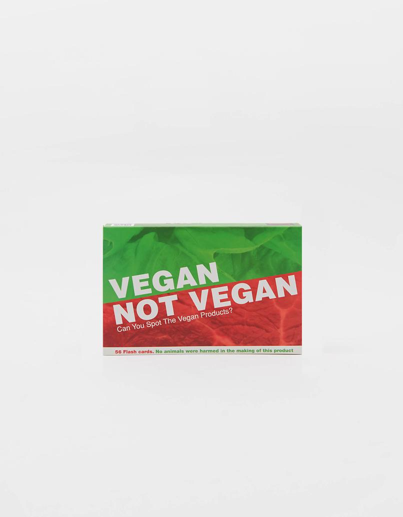 Gra karciana Vegan Not Vegan