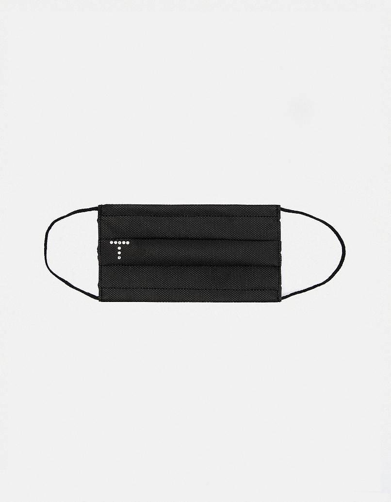 Letter T Face Mask