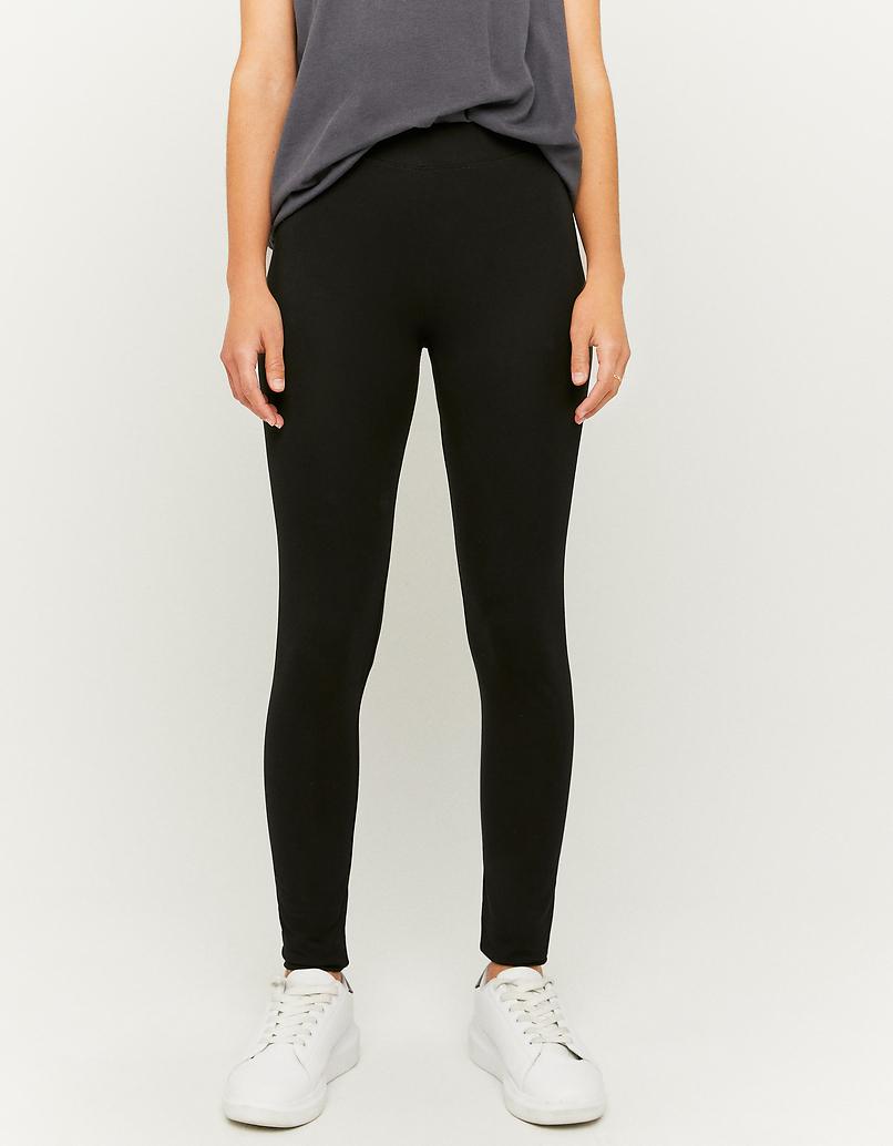 Legging Noir Taille Haute
