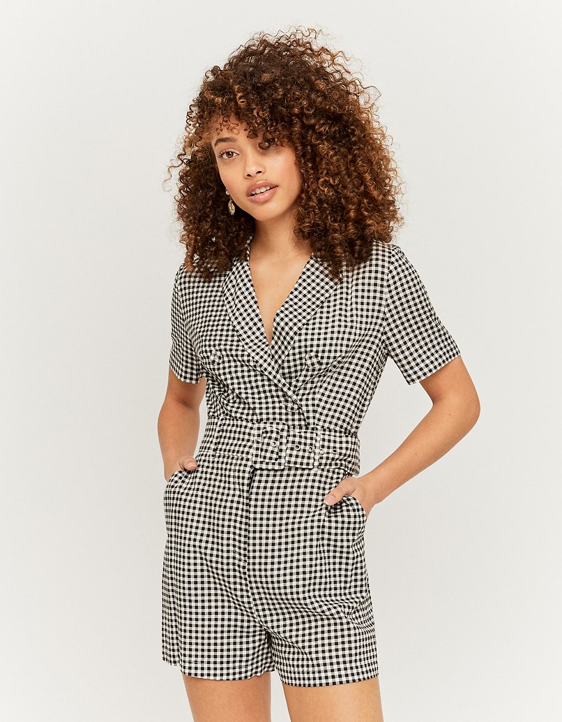 Vichy Playsuit