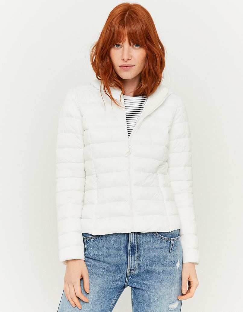 White Light Padded Jacket