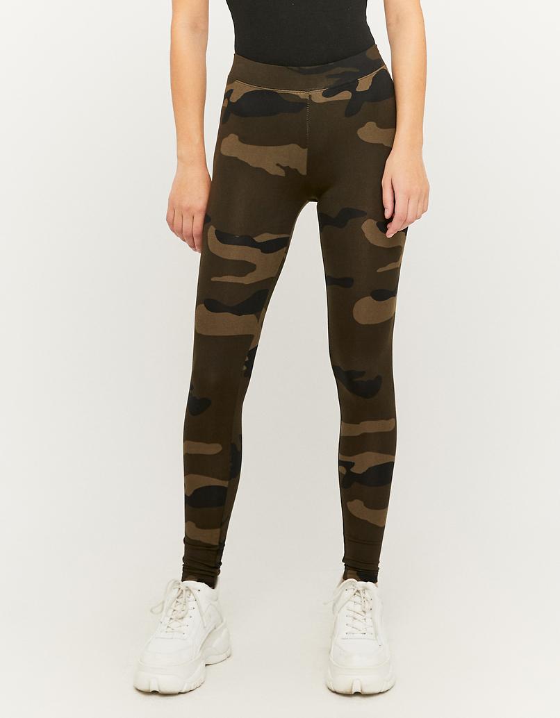 Leggings Stampati Camouflage