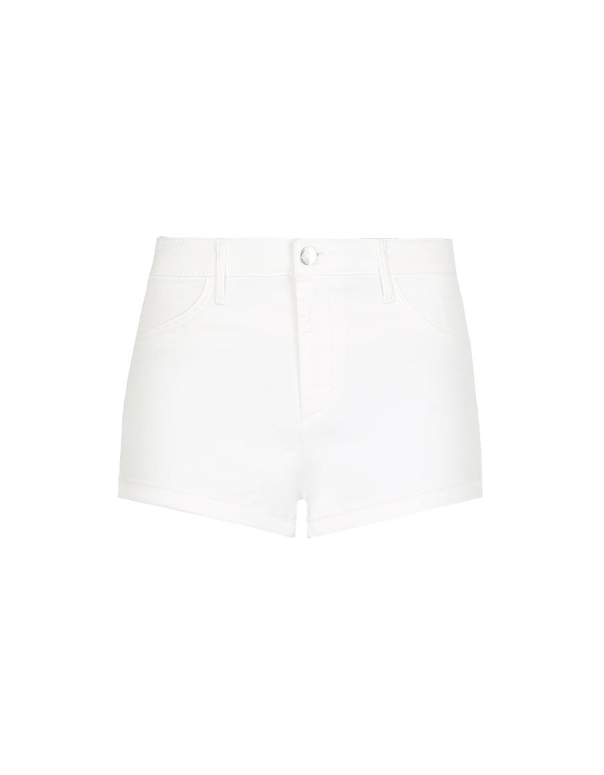 Short Blanc Push Up