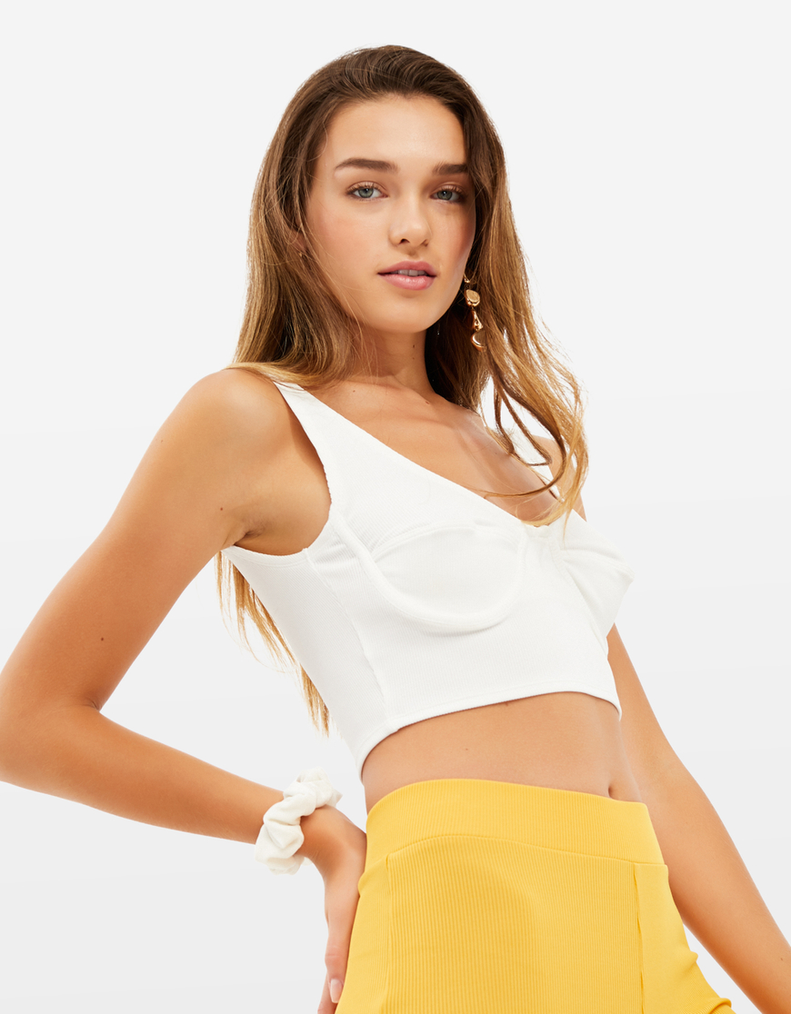 KNITTED BASIC TOP AA 7612958484219