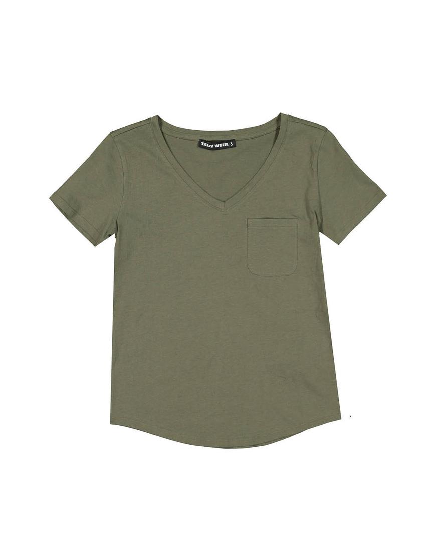 T-shirt Cachi