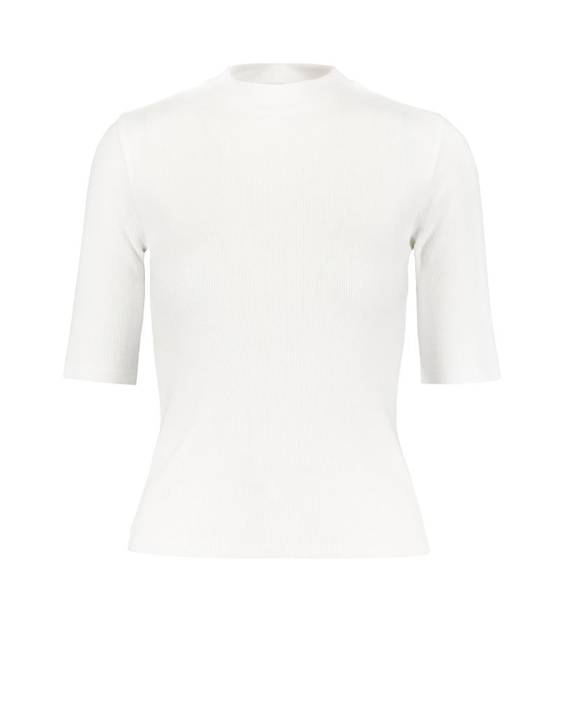 Top Blanc Touché Doux