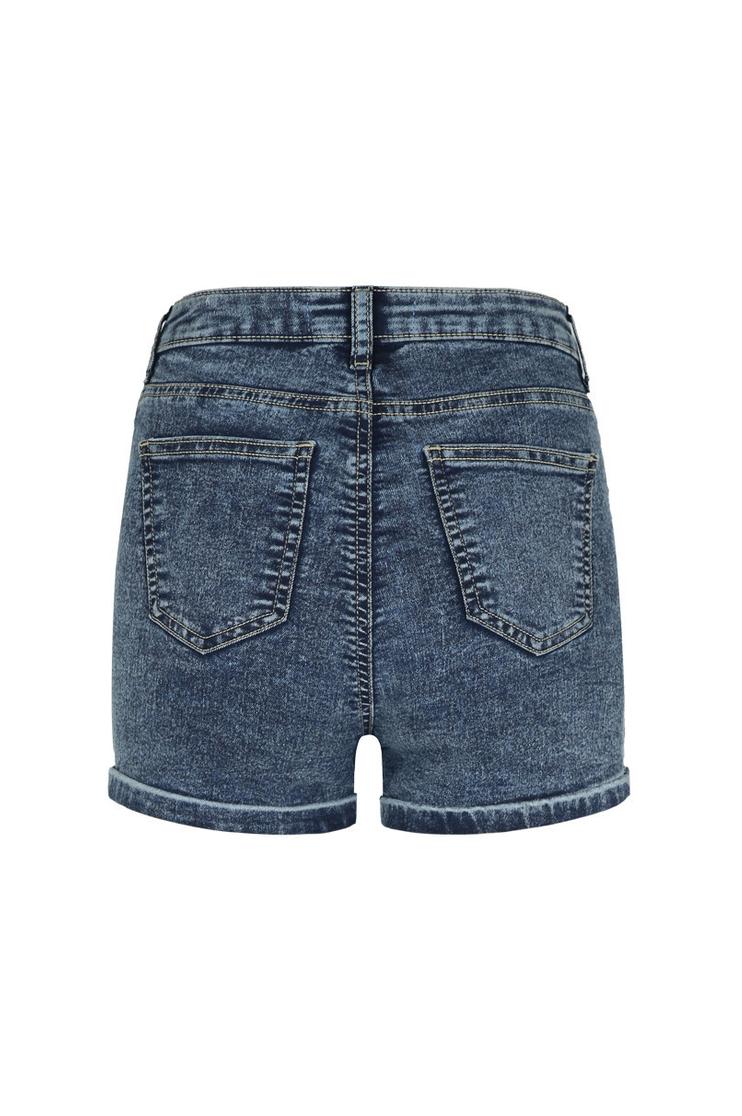 Short Taille Haute Vintage