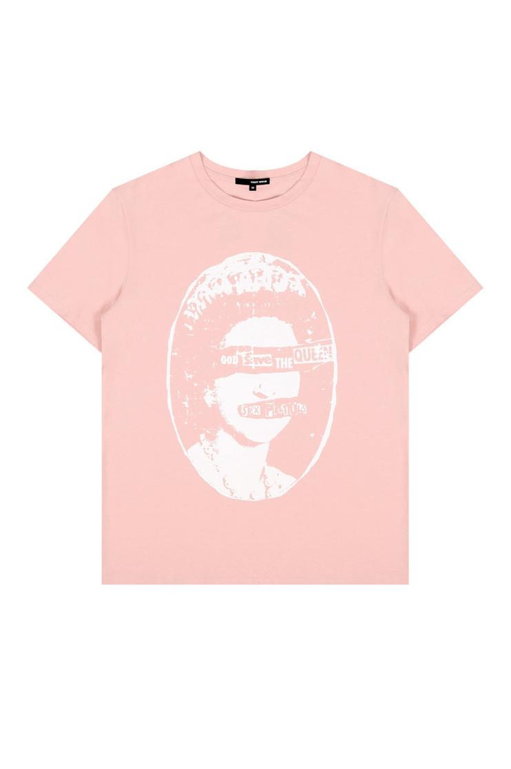 T-shirt Rosa Sex Pistols