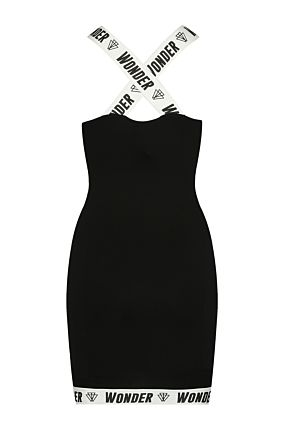 "Black ""Wonder"" Dress"