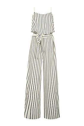 Black & White Jumpsuit