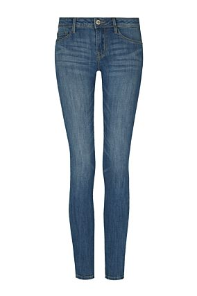 Midwash Blue Skinny Jeans