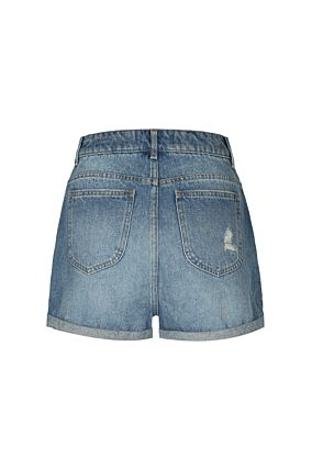 Short en Jean Destroy