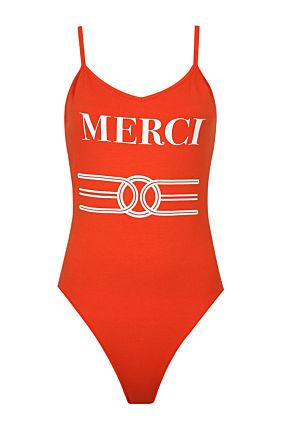 "Orange "" Merci"" Body"