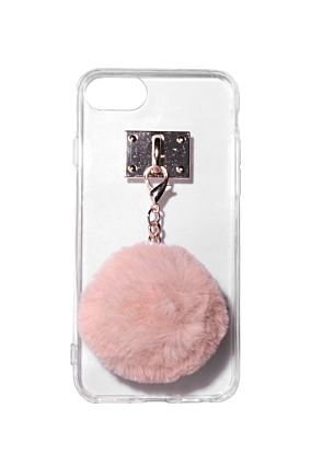 Coque iPhone à Pompon