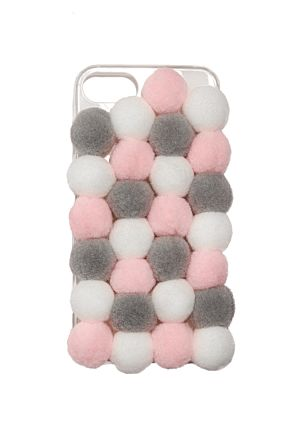 Pompoms Phone Case