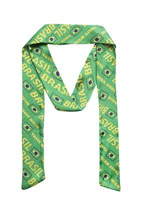 Brazil Scarf – 2018 World Cup