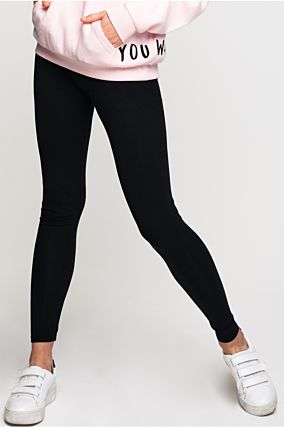 Leggings Basici Neri