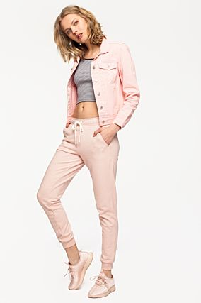 Pantalon Jogging Rose