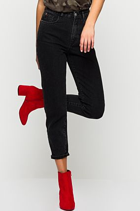 Jean Mom Anthracite
