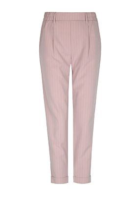 Pantalon Rose Rayé