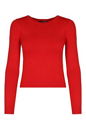 Red Jumper