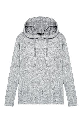 Grey Jumper with Hood