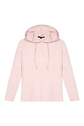 Pink Jumper with Hood