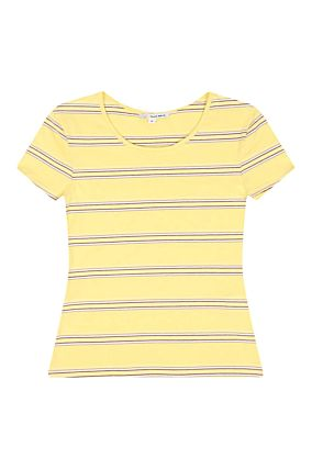 Yellow Striped T-Shirt